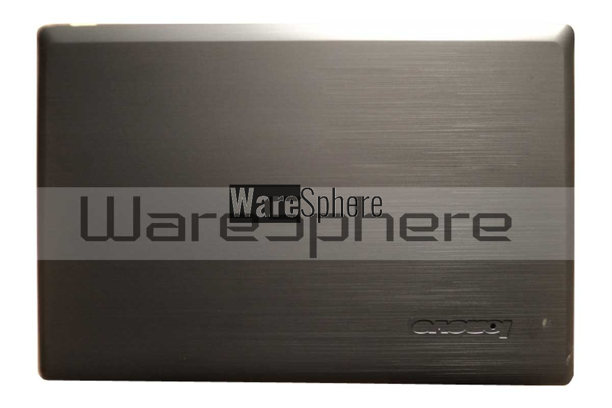 LCD Back Cover for Lenovo G480 (Metal Series) Gray