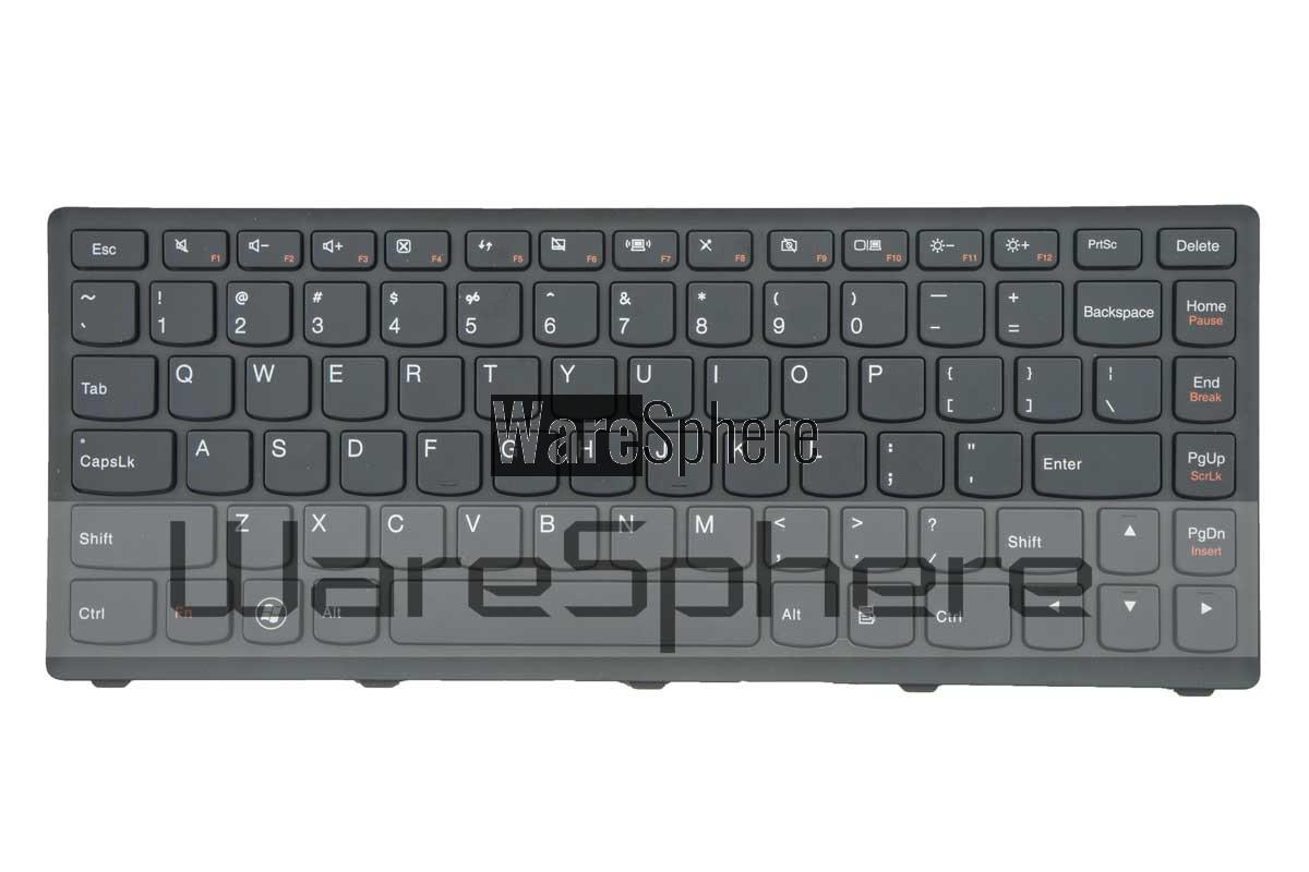 Keyboard for Lenovo S300 S400 S405 25205075 MP-11K93US-6865