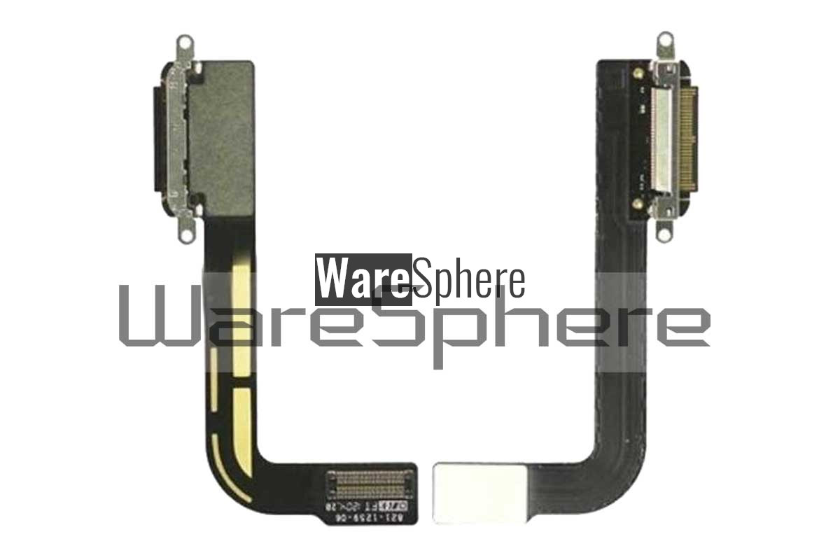 Dock Connector Flex Cable Port Charging Ribbon for Apple iPad 3