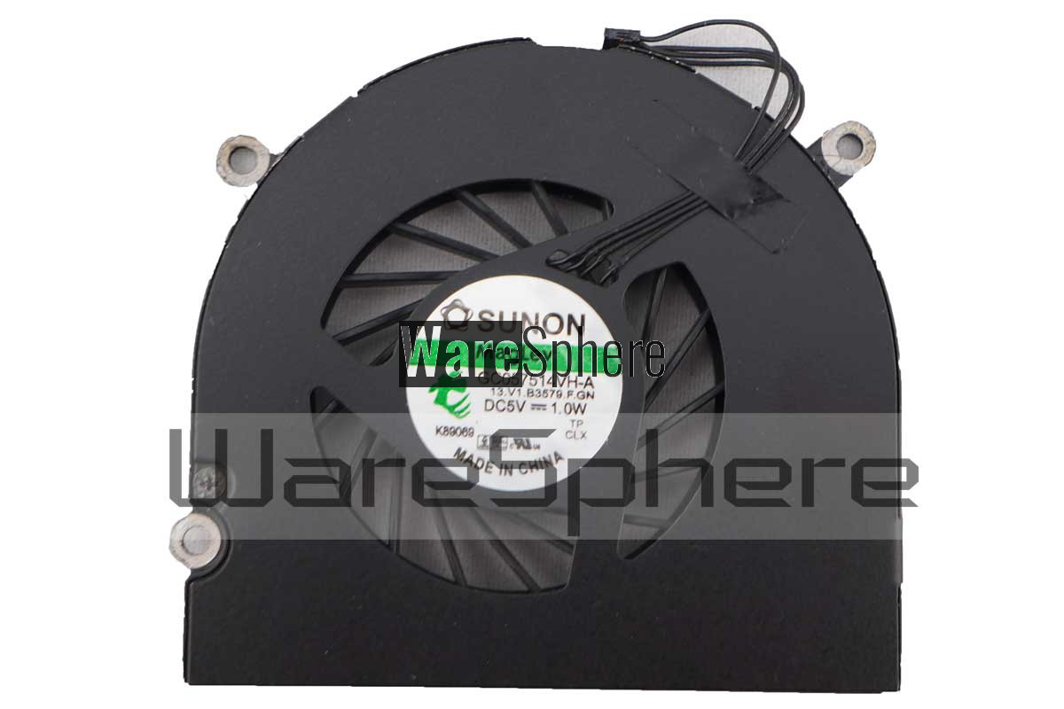 "Cooling Fan Assembly for Apple MacBook Pro 17"" A1151 Left"