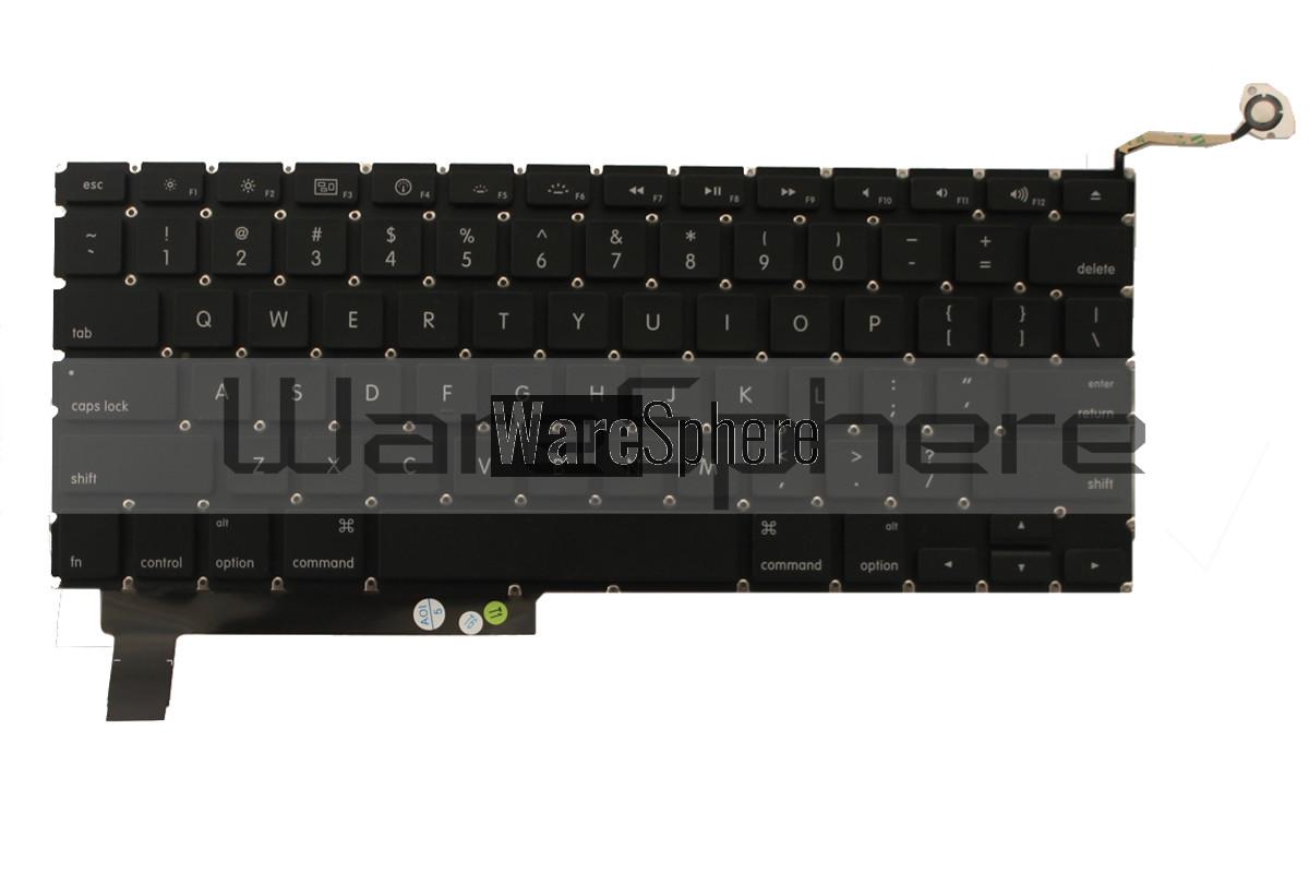 "Keyboard for Apple MacBook Pro 15"" MB985 MB986 MC118 (Model A1286)"