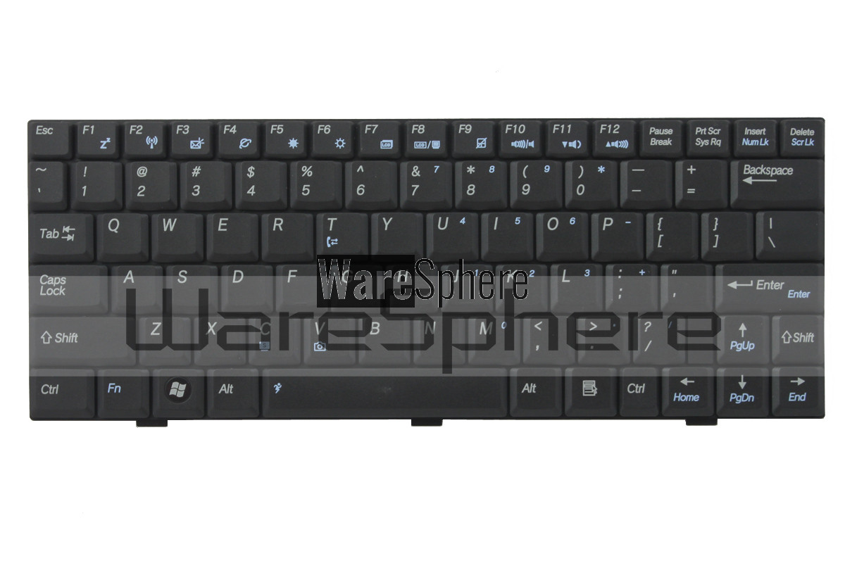 Keyboard of ASUS U1 U1F U1E (V021562CS1)