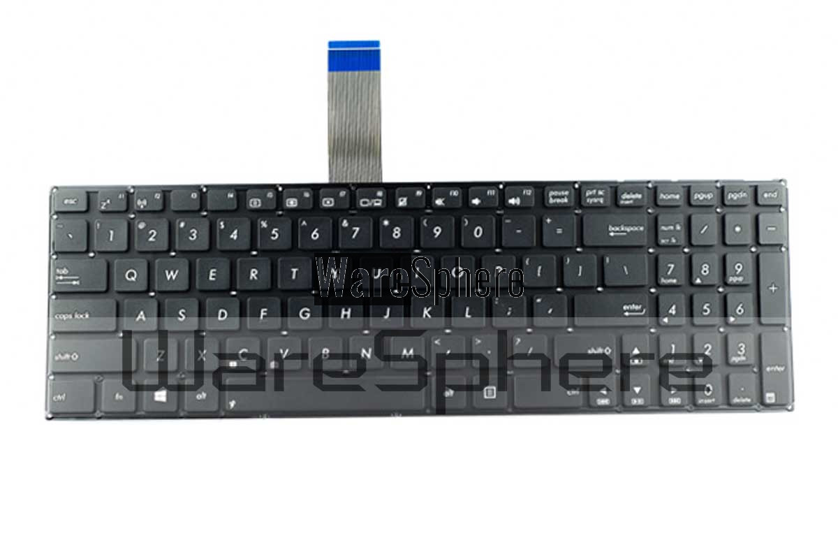 Keyboard of Asus X501A US