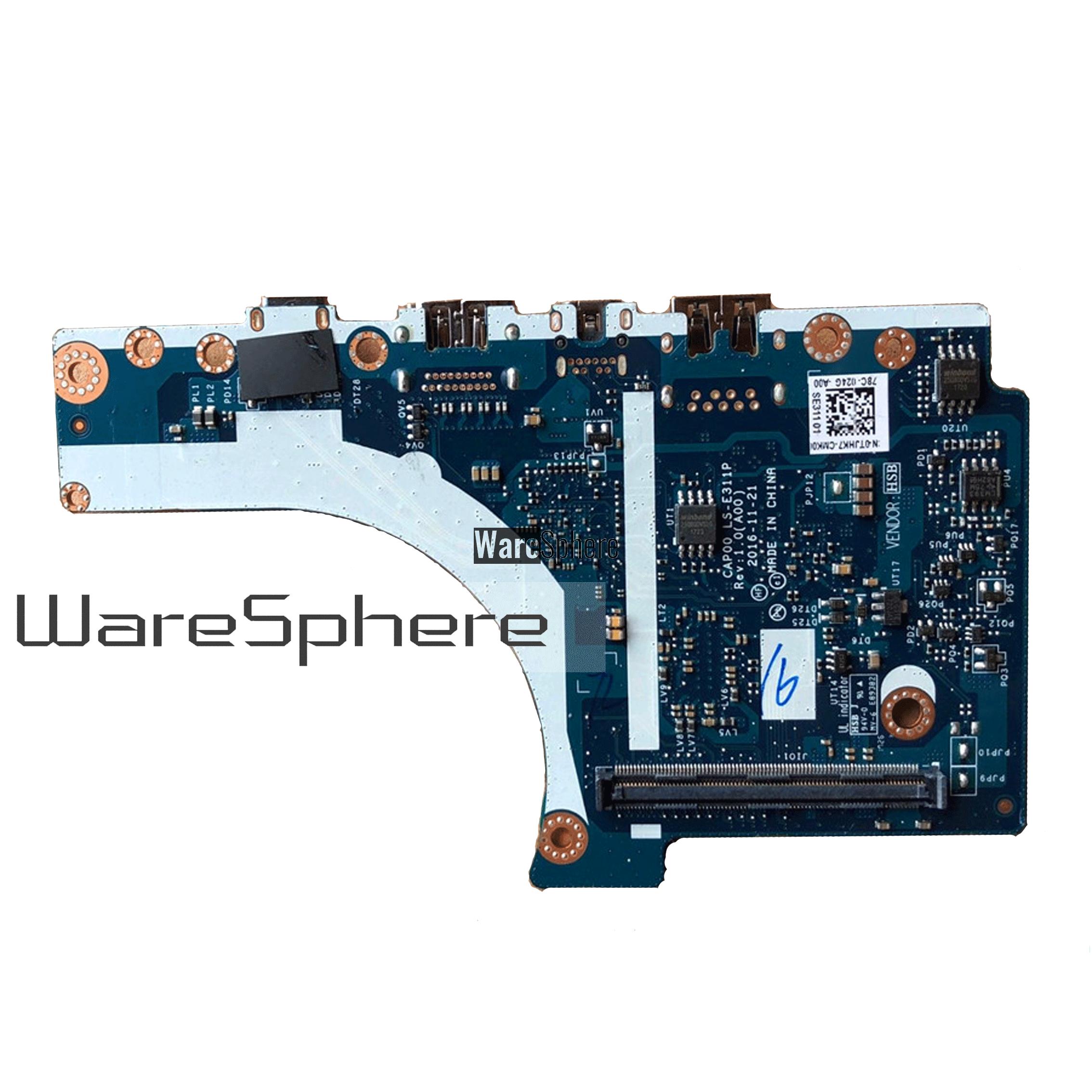 Display Port USB Board For Dell Precision 7520 M7520 TJHK7 LS-E311P