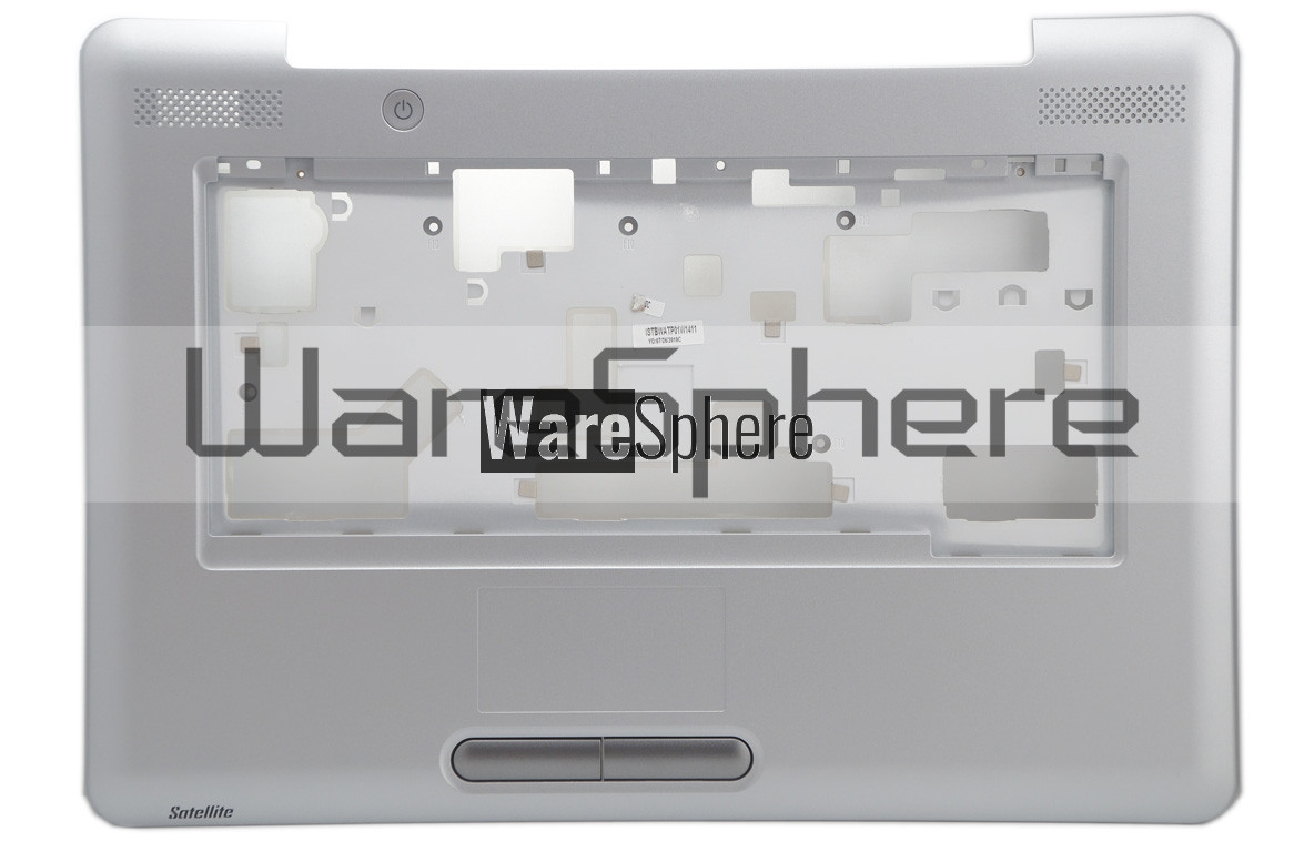 Upper Case Assembly for Toshiba Satellite L450 L455 AP0BF000700 Sliver