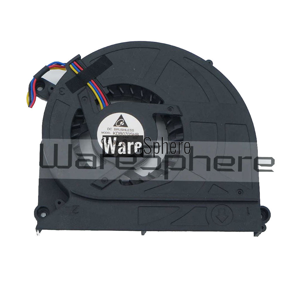 CPU Cooling Fan for Asus K50 K50IJ K60IJ K70I P50IG Laptop Cooler KDB0705HB - 9D87