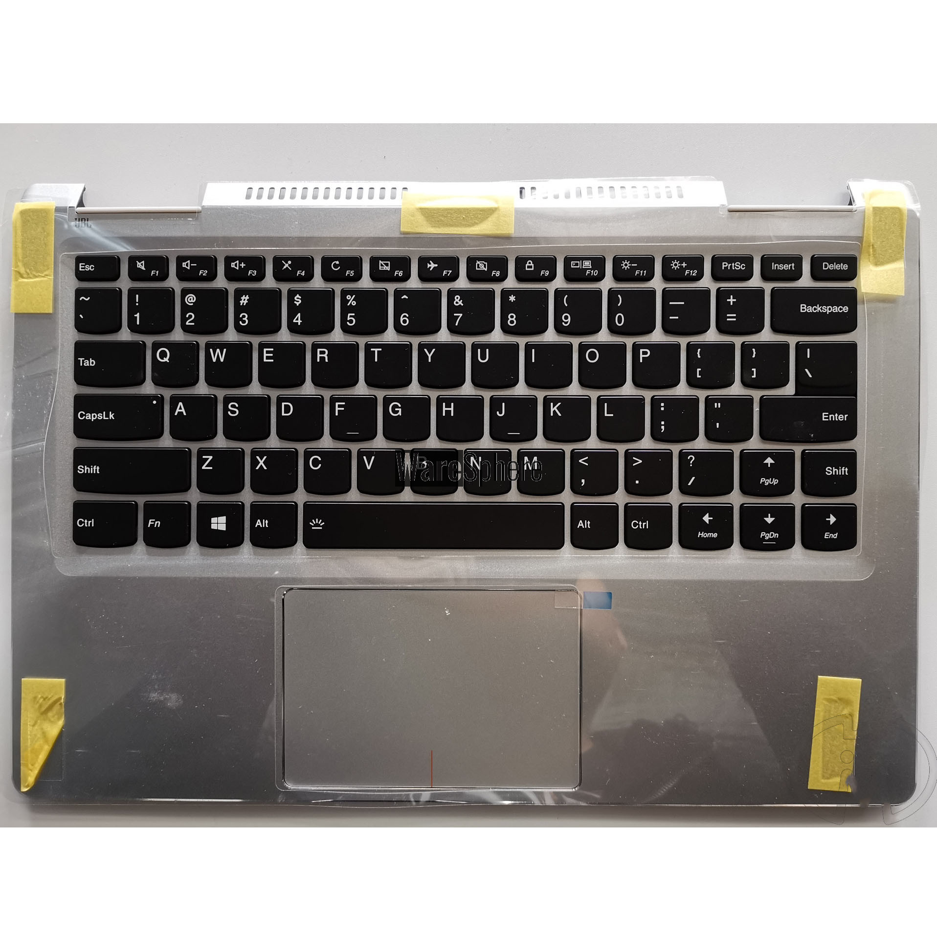 Top Cover Upper Case For Lenovo Yoga 710-14ISK With Touchpad and Keyboard 5CB0L47414