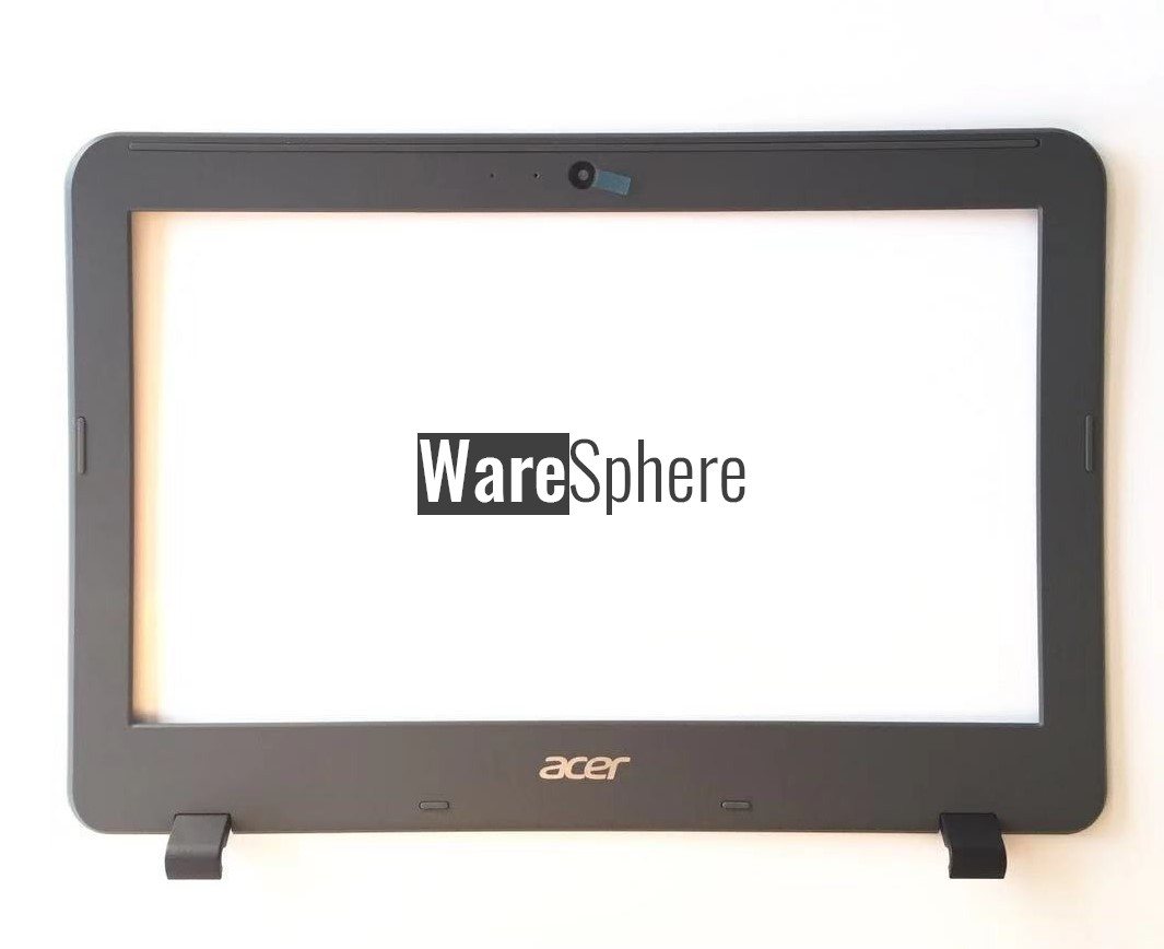 LCD Front Bezel for Acer Chromebook C731T C731 60.GM9N7.002 Black