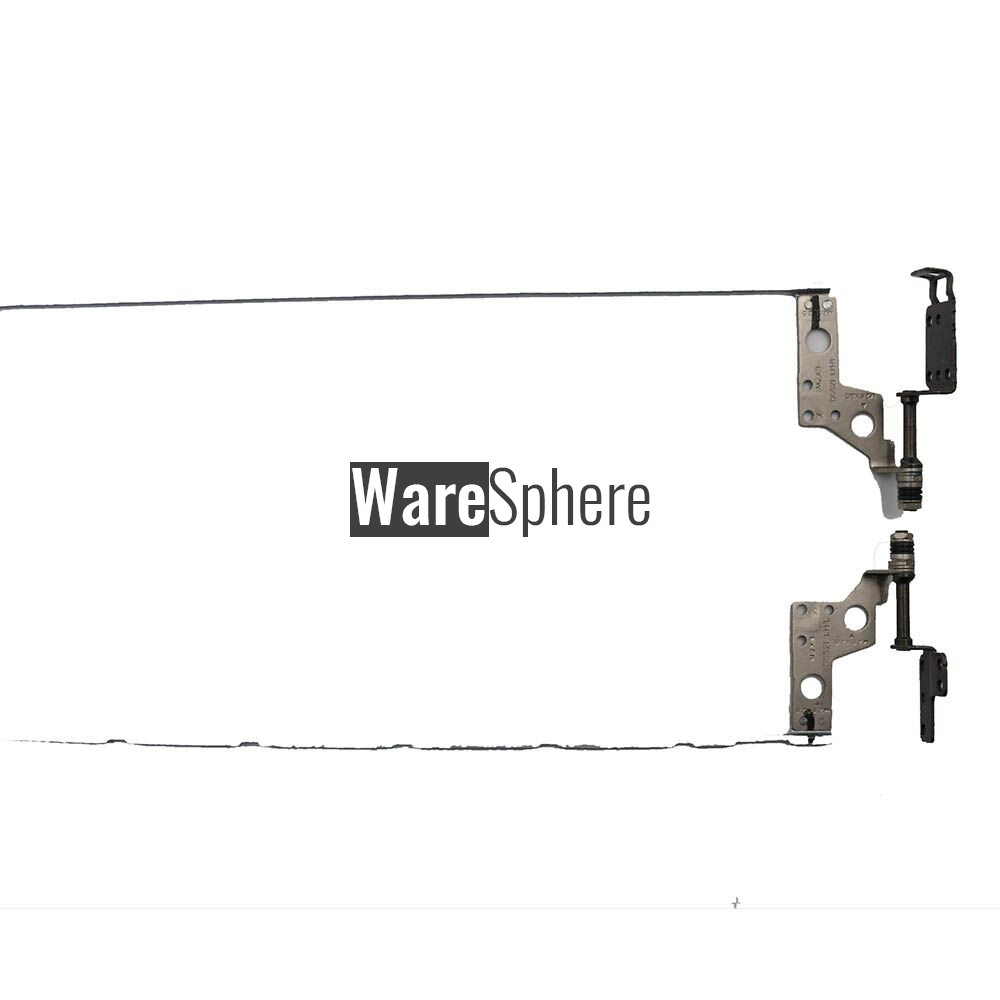Left and Right LCD Panel Hinges for Lenovo ideapad 320-15ISK 15IAP 15ABR 5H50N86361