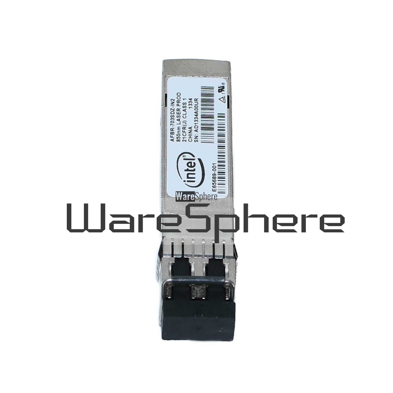 Transceiver Module *New Dell R8H2F Intel FTLX8571D3BCV-IT 850nm GBIC SR 10G SFP