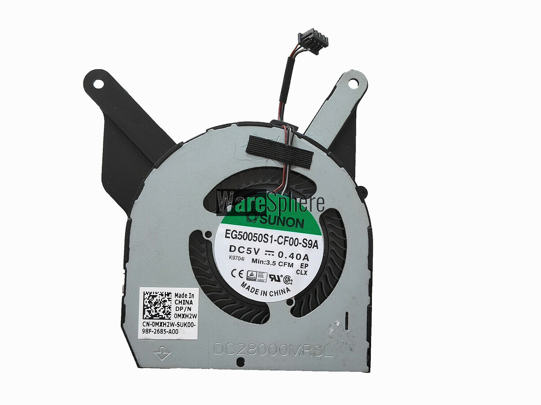 CPU Cooling Fan for Dell Latitude 5400  EG50050S1-CF00-S9A MXH2W  0MXH2W
