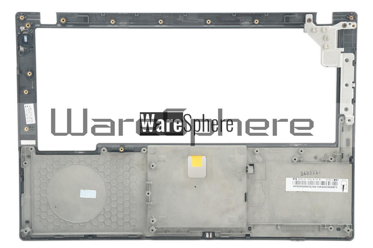 NEW/Orig Top Cover W/ Fingerprint Scanner for IBM Lenovo ThinkPad X240 AP0SX000B00