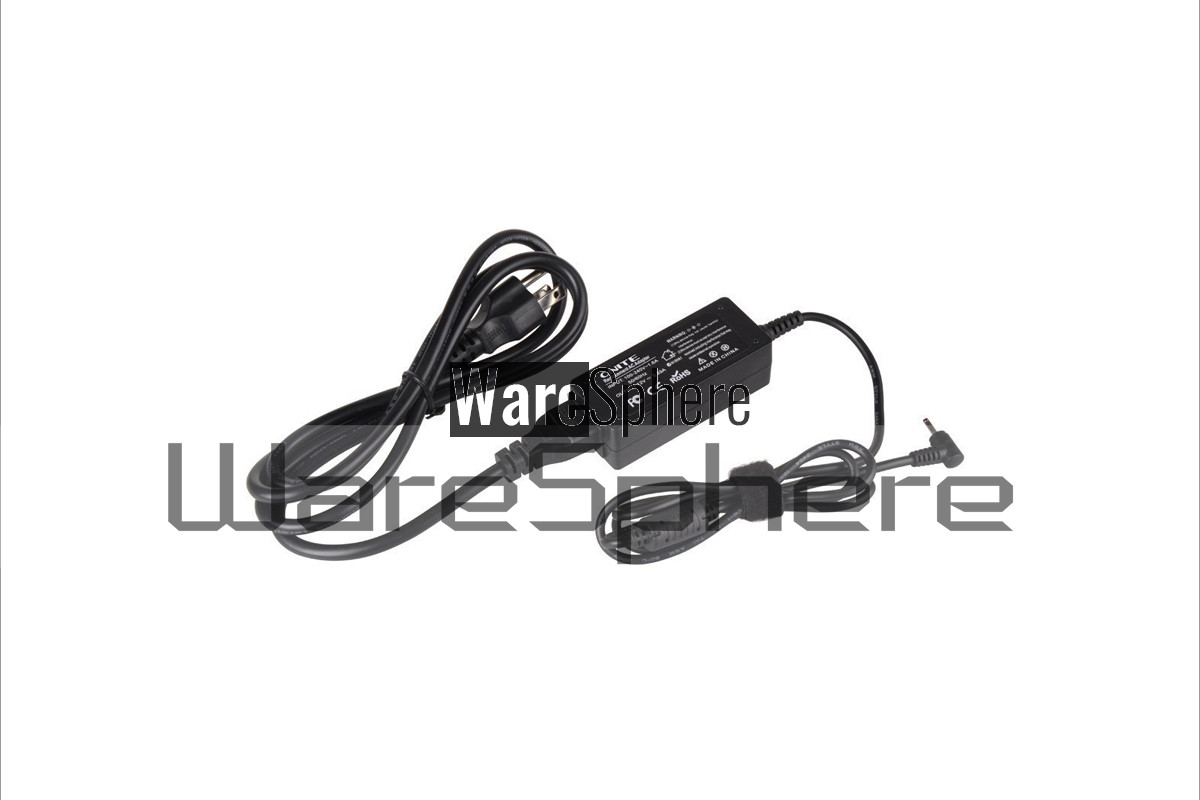40W 12V 3.33A OD-2.5 ID-0.7 BL-9 (UL CERTIFIED GENERIC) AC Adapter for Samsung Chromebook 2 XE500C12 SHSA120333