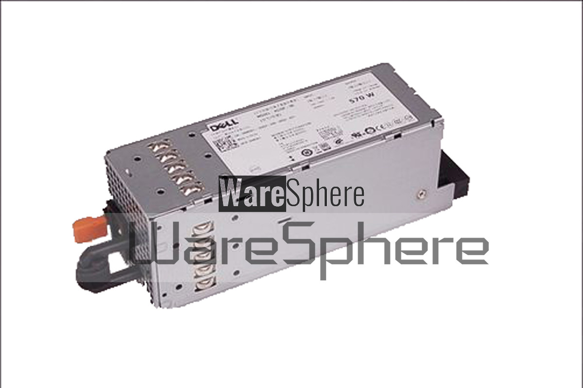 Dell Poweredge R710 / T610 for 570W Power Supply A-