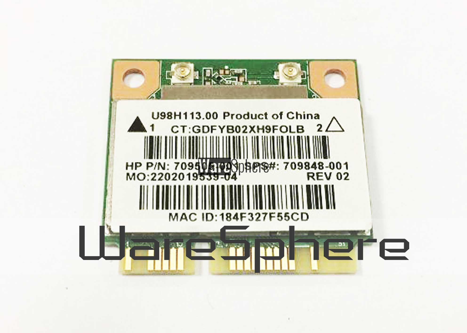 Wireless RTL8188EE Wifi Card For HP Laptop 709848-001 709505-001