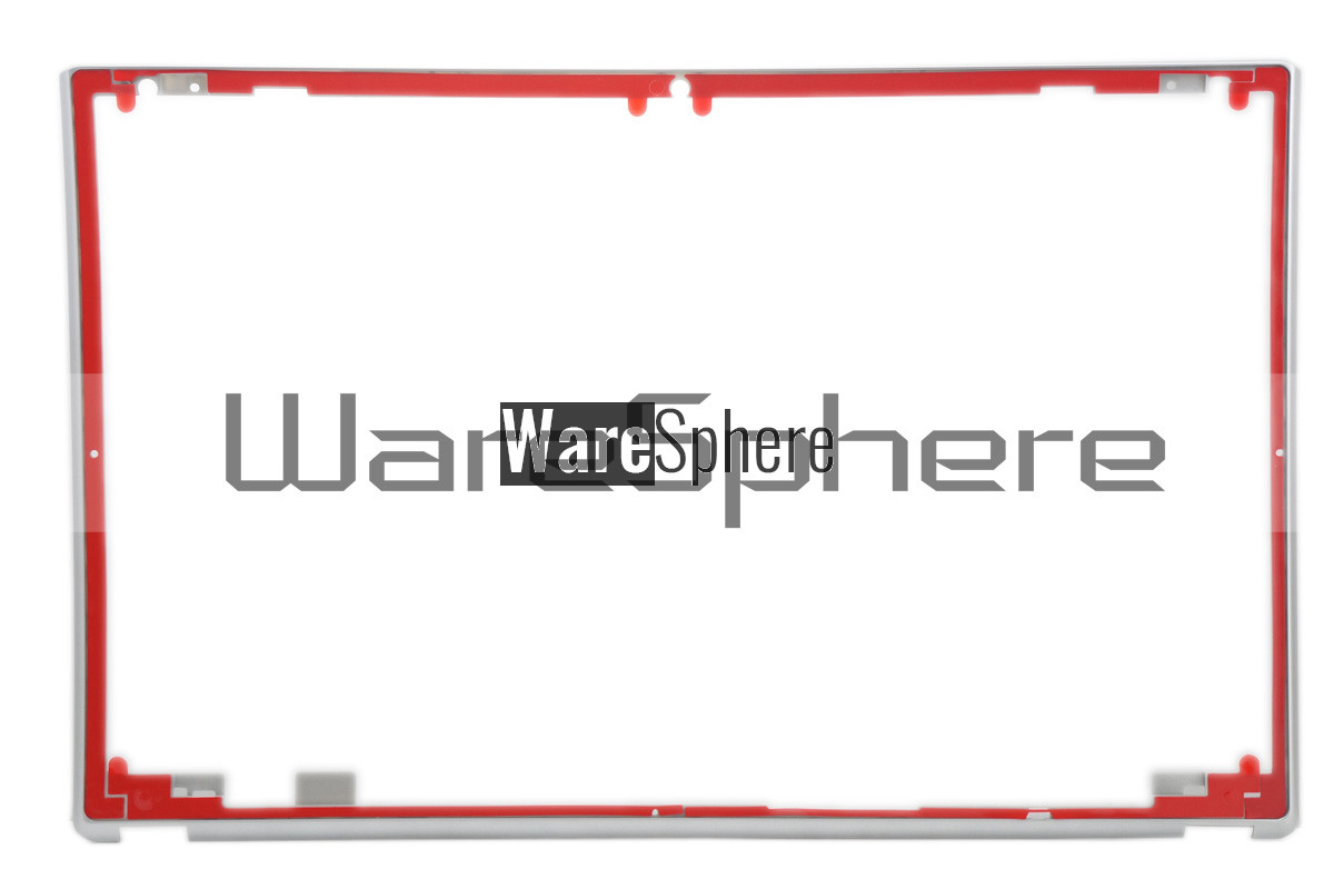 LCD Bezel Case Assembly for Acer Aspire V5-571P 60.4VM78.001 Silver (TouchScreen Versions)