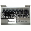 Top Cover Upper Case With Keyboard For Lenovo IdeaPad 700-15ISK 5CB0K85928 Silver US