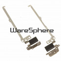 Left and Right LCD Panel Hinges For Dell Chromebook 11 5190 2-in-1