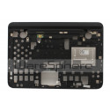 Palmrest Frame Chassis with Power Button for DELL XPS 14 L401X M857X Black