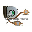 Heatsink and Fan for Lenovo ThinkPad E550 E555 00HN698 04X5615