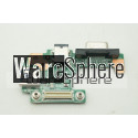 DC Power Jack / VGA / USB 3.0 IO Power Board for Dell Inspiron M5110 M511R 48.4IE06.021 48.4IE06.011