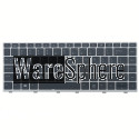 Laptop US Keyboard for HP EliteBook 840 G5 with Silver Frame Point Non-Backlit
