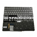 New US English Backlit Keyboard for HP Spectre x360 13-4200nl 13-4204ng 13-4203tu MP-13J73USJ9202 MP-13J73USJ9203 BLACK