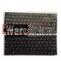 Laptop keyboard for ASUS Zenbook UX360 UX360U UX360UA UX360UAK NSK-WBA01 9Z.NBXPW.A01 0KNB0-212AUS00 BLACK UI