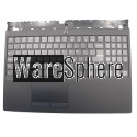 Top Cover Upper Case for Lenovo Legion Y530-15ICH Palmrest with Backlit Keyboard Touchpad Int e 5CB0R40174 Black US