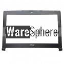 LCD Front Bezel For MSI GT62VR GT62 3076L1B224Y311
