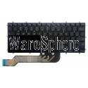 Laptop US Backlit Keyboard for Dell Latitude 3400 Black