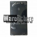 1276-5215 Sony Xperia Z1 C6903 Black LCD Display Touchscreen Front Cover Assembly