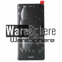 02350RPT Huawei P9 Black LCD Display Touchscreen Front Cover