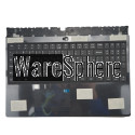 Top Cover Upper Case for Lenovo Legion Y530-15ICH Palmrest with Backlit Keyboard Touchpad 5CB0R40181 Black RU