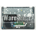 Top Cover Upper Case for Dell Latitude E5450 Palmrest With Smart Card Reader A1412H Black