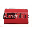 LCD Rear Back Cover for Dell Inspiron 15R N5010 M5010 0DHTXG DHTXG Red