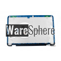 LCD Back Cover for Dell Inspiron 15R N5110 Real Cover 0KXW3 Blue