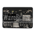 Palmrest Frame Chassis with Power Button for DELL XPS 14 L401X 0M857X M857X Black