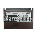 Top Case Assembly of Acer Aspire 4750 4750G 39.4IQ01.003 60.4IQ43.003 Brown