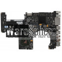 "Logic Board Core I7-2760 for Apple MacBook Pro 15"" Unibody Late 2011 A1286 MD322 661-6161"