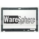 LCD Front Bezel for ASUS N56 N56VM N56DP N56VZ 13GN9J1AP070-1 46NJ8LBJN00 Black