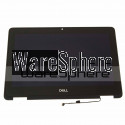 """HCW77 0HCW77 B116AB01.2 11.6"""" WXGAHD LCD Touchscreen For Dell Chromebook 11 5190 2-in-1"""