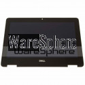 """P2FCT 0P2FCT B116AB01.2 11.6"""" WXGAHD LCD Touchscreen For Dell Chromebook 11 5190 2-in-1"""