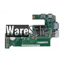 DC Jack and USB board for Dell Inspiron 15R N5010 0WXHDY WXHDY 48.4HH02.011 55.4HH02.001