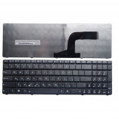 New Russian Keyboard for ASUS U50 K55D G60 F50S U53 X52F X52D X52DR X52DY X52J X52JB X52JR X55C X55U K73B NJ2 laptop RU BLACK