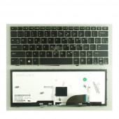New FOR HP Elitebook 2170 2170P Keyboard Backlit US 700681-AD1 693363-151 705614-151 w/ Pointer Mouse 11.6 Laptop silver