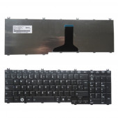 Spanish SP Teclado keyboard for Toshiba Satellite C660D L650D L670D L750D L770 BLACK