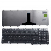 US laptop keyboard for Toshiba Satellite Pro L500D X200 X205 P300D P305 P305D P500 P500D Tecra A11 Black