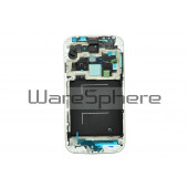 Front Bezel for Samsung Galaxy S4 i9500 Blue