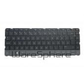 Keyboard for HP Pavilion 14-N000 PK1314C1A26 V139202AK1 RN Black